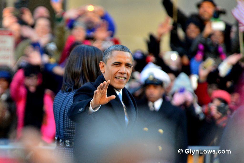 Presidential Inaugurations (Obama)